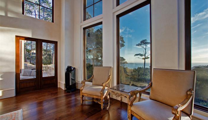 $9.9 Million European Style Ocean Villa in Pebble Beach California 13
