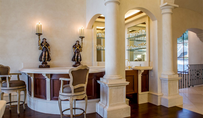 $9.9 Million European Style Ocean Villa in Pebble Beach California 16
