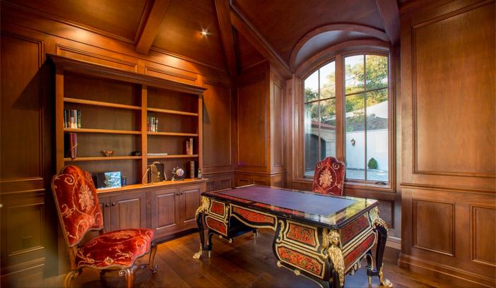 $9.9 Million European Style Ocean Villa in Pebble Beach California 19