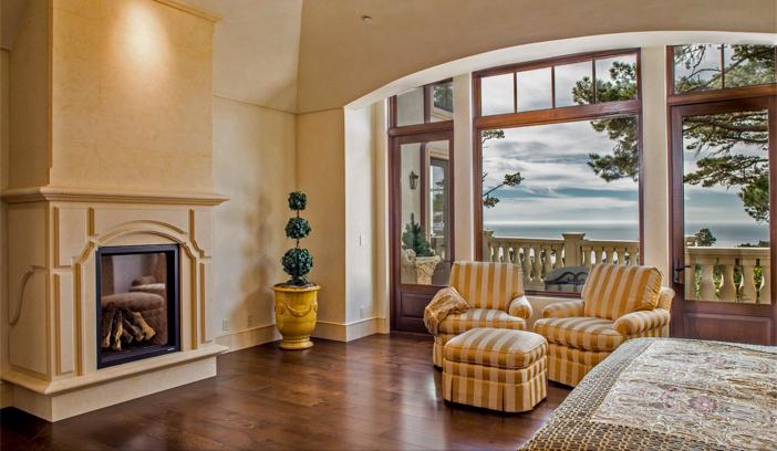 $9.9 Million European Style Ocean Villa in Pebble Beach California 23
