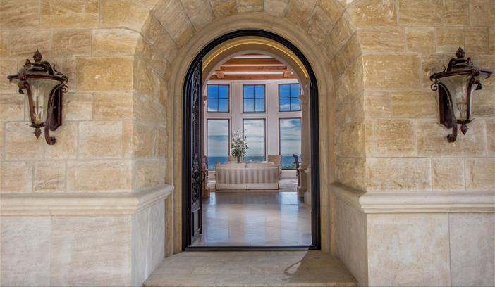 $9.9 Million European Style Ocean Villa in Pebble Beach California 27