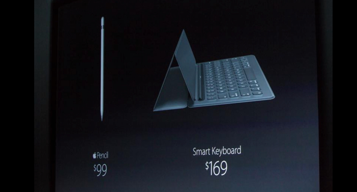 Apple Pencil Apple Keyboard