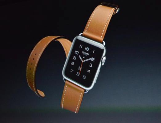 Apple iWatch Hermes