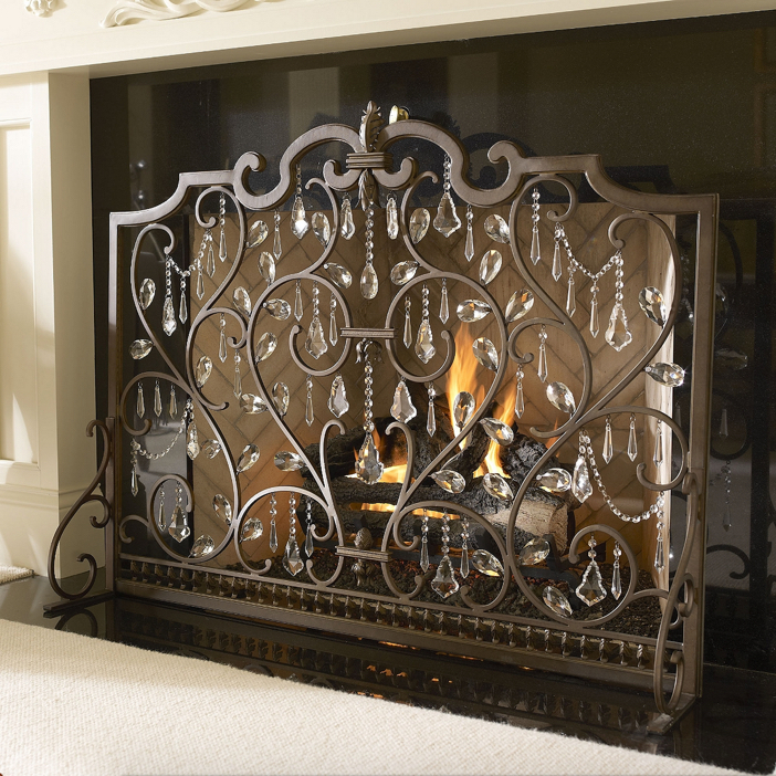 Frontgate Louviere Fire Screen