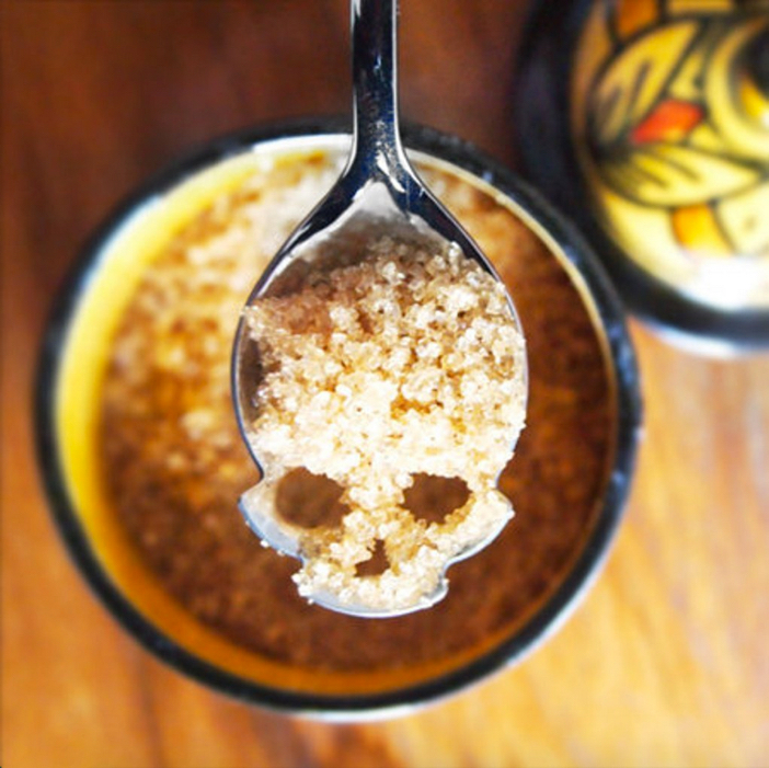 Halloween Sugar Spoon