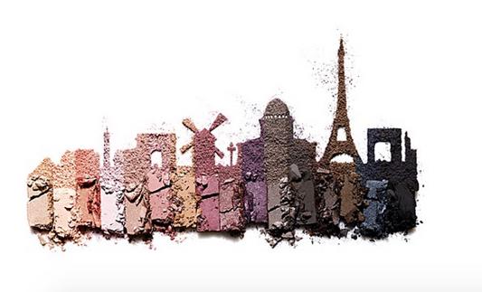 Lancôme Auda(city) in Paris 16-Shade Palette 2
