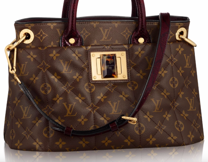 Louis Vuitton Exotic Monogrammed Tote MM 3