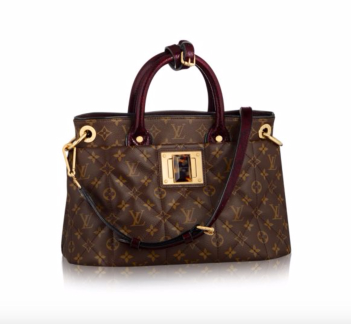Louis Vuitton Exotic Monogrammed Tote MM