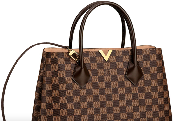 Louis Vuitton Kensington Handbag 2