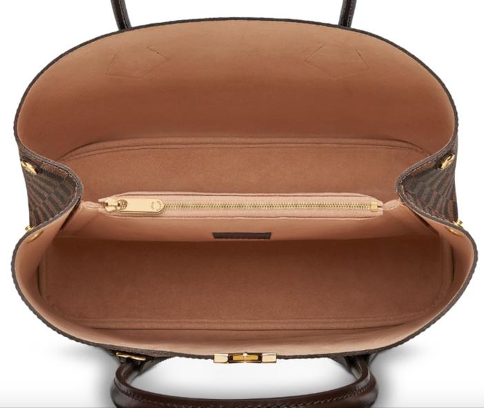 Louis Vuitton Kensington Handbag 3