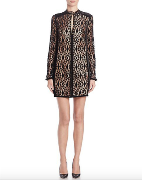 Nanette Lepore Lacy Lady Dress 2