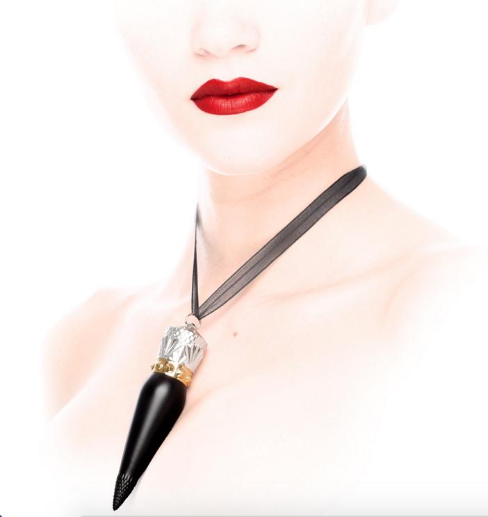 Rouge Louboutin Velvet Matte Lipstick 4