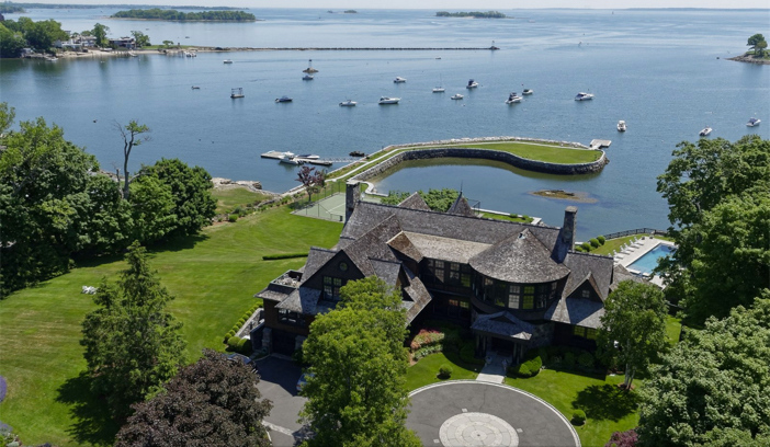$22 Million Stunning Coastal Mansion in New York 2