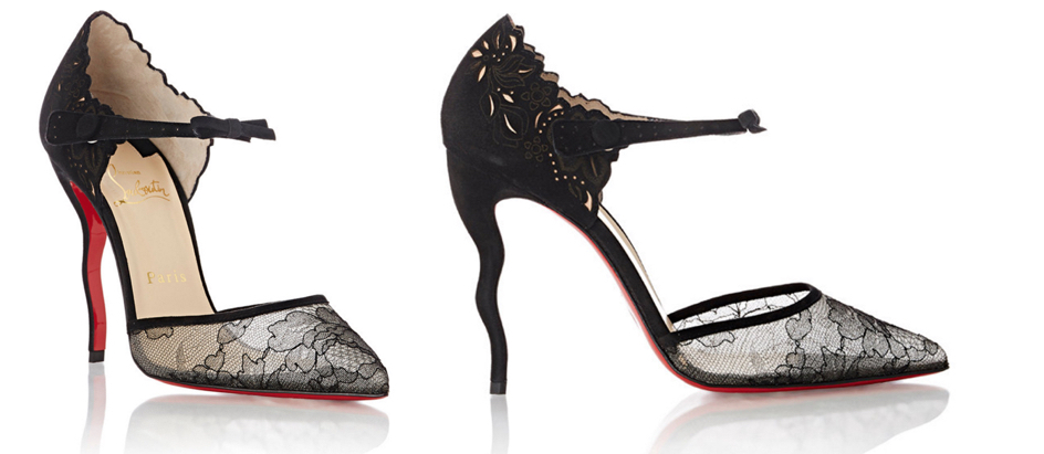 Christian Louboutin Magicadiva Ankle-Strap D'Orsay Pumps 5