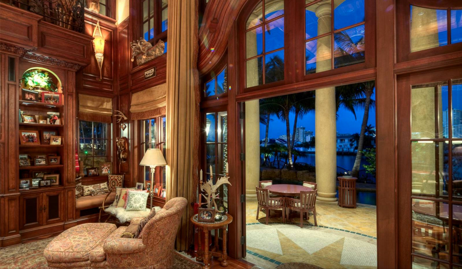 $15.9 Million Waterfront Mansion in Fort Lauderdale Florida 10