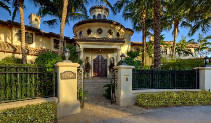 $15.9 Million Waterfront Mansion in Fort Lauderdale Florida 15