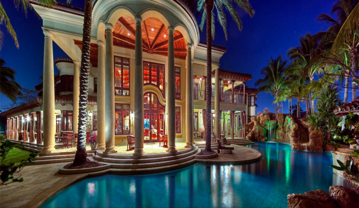 $15.9 Million Waterfront Mansion in Fort Lauderdale Florida 16