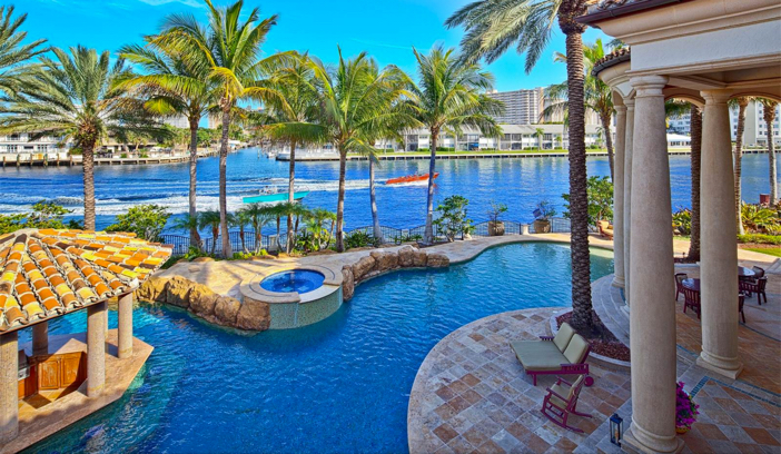 $15.9 Million Waterfront Mansion in Fort Lauderdale Florida 18