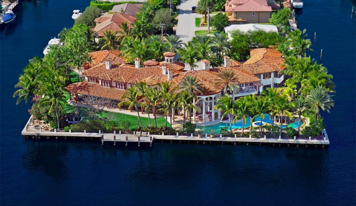 $15.9 Million Waterfront Mansion in Fort Lauderdale Florida 2