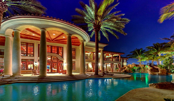 $15.9 Million Waterfront Mansion in Fort Lauderdale Florida
