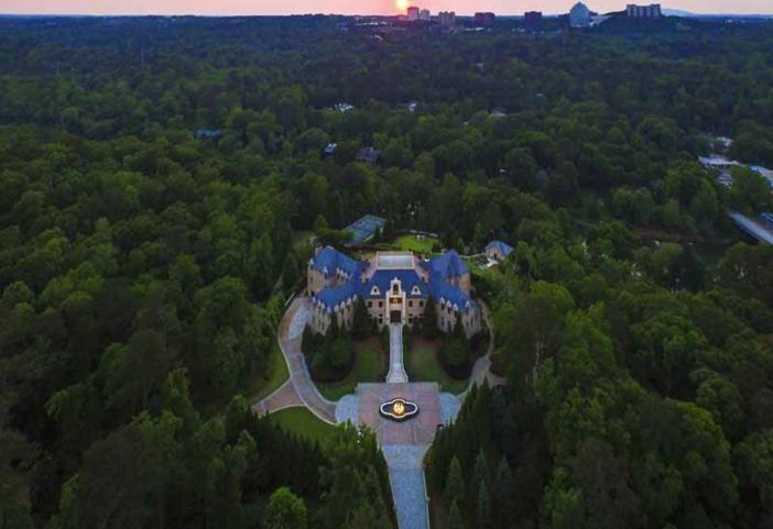 $25 Million Prestigious Mansion in Atlanta Georgia 16