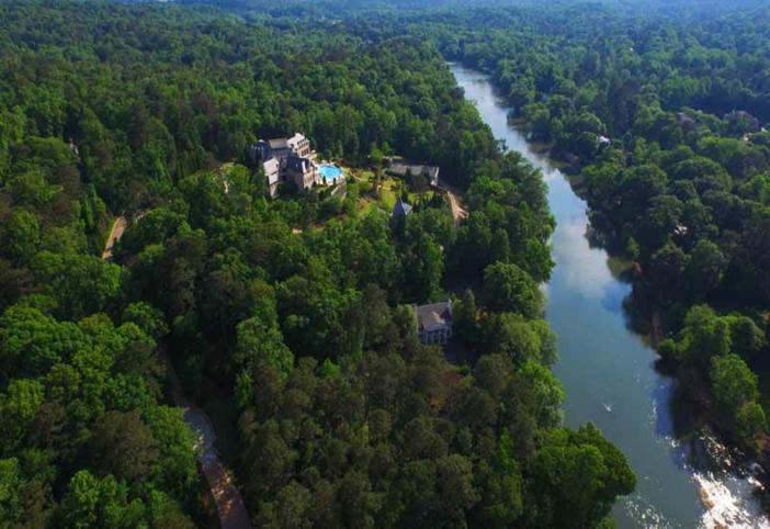 $25 Million Prestigious Mansion in Atlanta Georgia 17