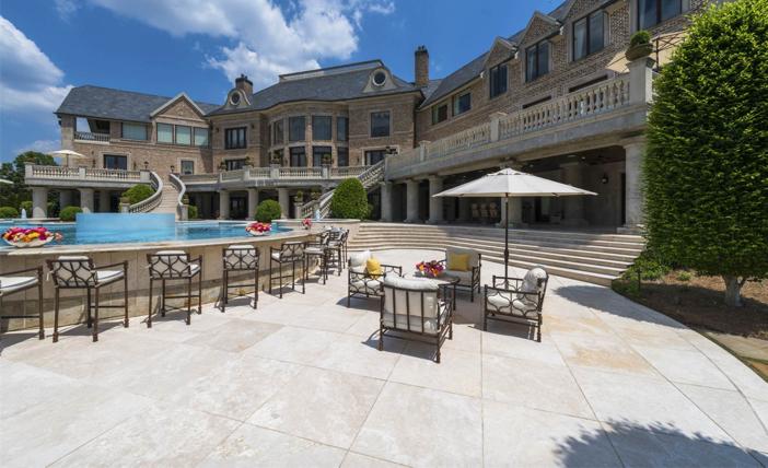 $25 Million Prestigious Mansion in Atlanta Georgia 23
