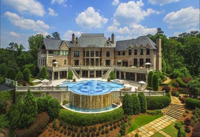 $25 Million Prestigious Mansion in Atlanta Georgia 3