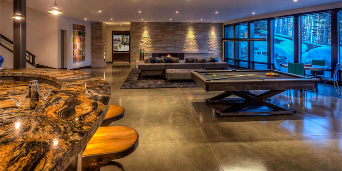 $14.4 Million Modern Mountain Ski Estate in Park City Utah 11