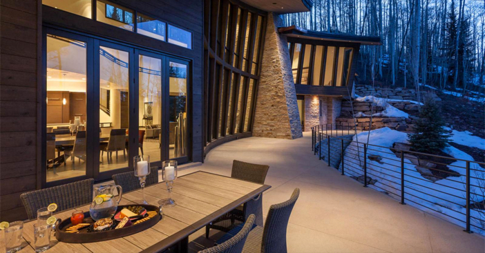 $14.4 Million Modern Mountain Ski Estate in Park City Utah 14