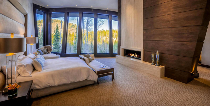 $14.4 Million Modern Mountain Ski Estate in Park City Utah 8