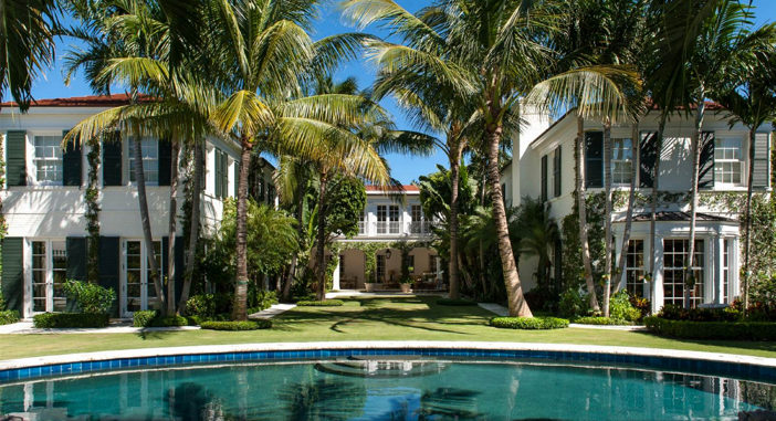 $28.9 Million Oceanfront Mansion in Palm Beach Florida 2