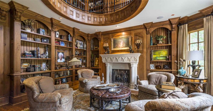 $3.5 Million Entertainer's Dream Home in Milton Georgia 10