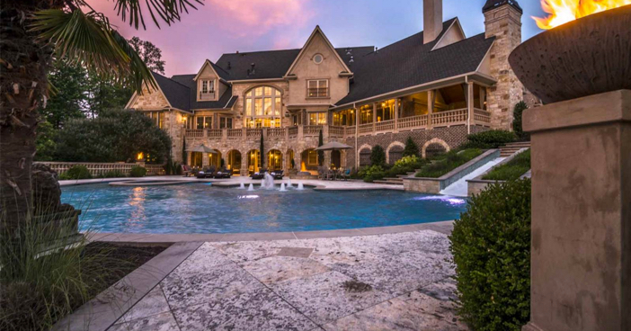$3.5 Million Entertainer's Dream Home in Milton Georgia 17