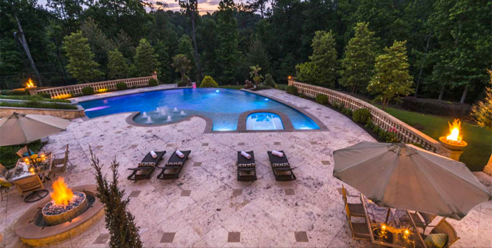 $3.5 Million Entertainer's Dream Home in Milton Georgia 4