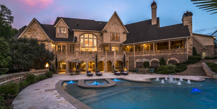 $3.5 Million Entertainer's Dream Home in Milton Georgia 5