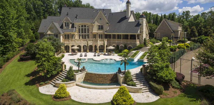 $3.5 Million Entertainer's Dream Home in Milton Georgia