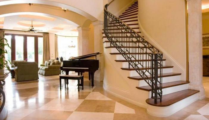 $4.4 Million Elegant European Estate in Houston Texas 2