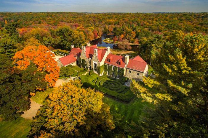 $75 Million Hillandale Mansion in Stamford Connecticut