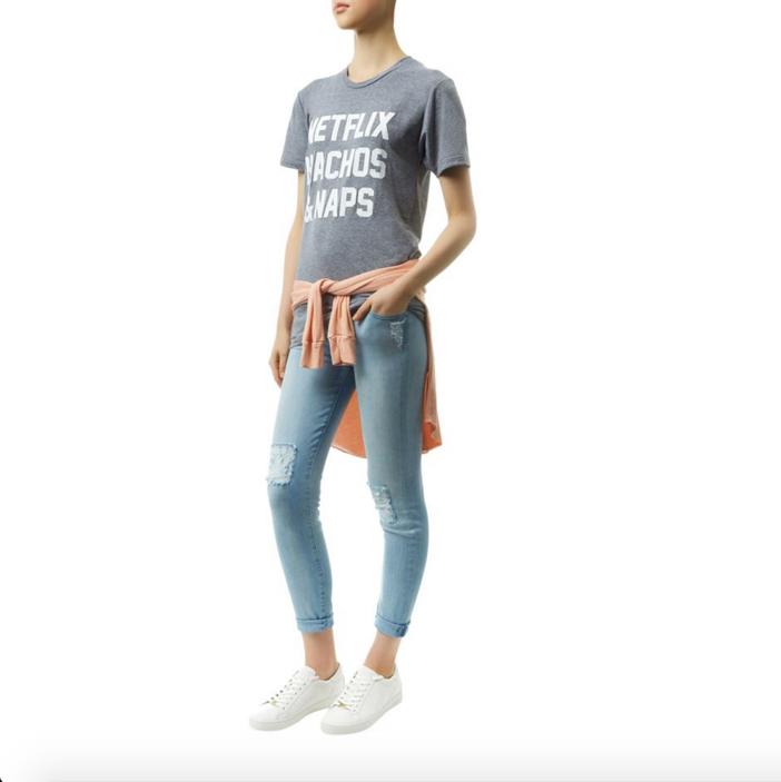 Private Party Netflix Nachos & Naps T-Shirt