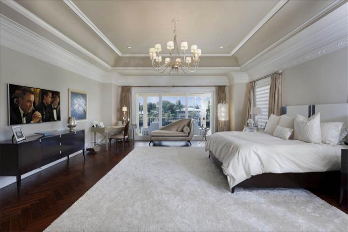 $10.9 Million Waterfront Georgian Manor in Boca Raton Florida 11