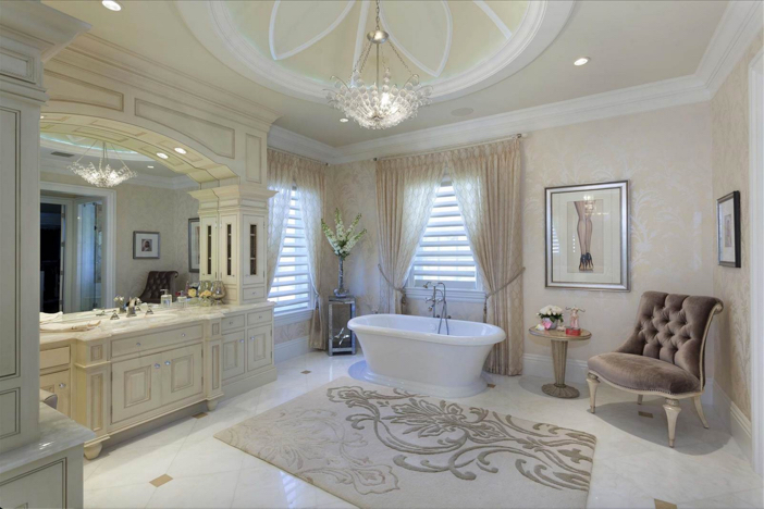 $10.9 Million Waterfront Georgian Manor in Boca Raton Florida 13