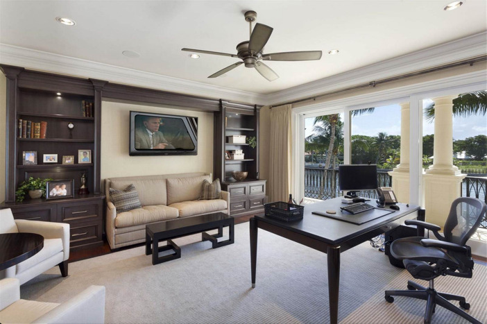 $10.9 Million Waterfront Georgian Manor in Boca Raton Florida 16
