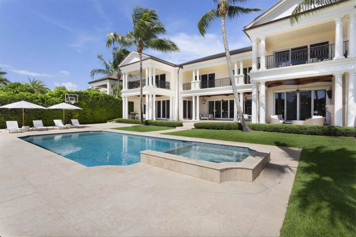 $10.9 Million Waterfront Georgian Manor in Boca Raton Florida 22