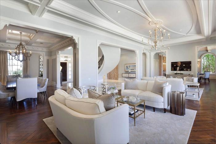 $10.9 Million Waterfront Georgian Manor in Boca Raton Florida 5