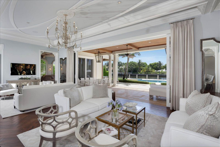 $10.9 Million Waterfront Georgian Manor in Boca Raton Florida 6
