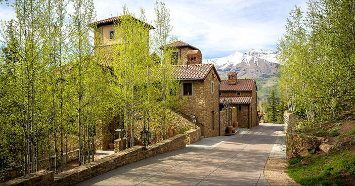 $12.7 Million Villa Montagna in Telluride Colorado 11