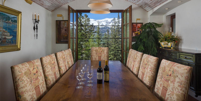$12.7 Million Villa Montagna in Telluride Colorado 8