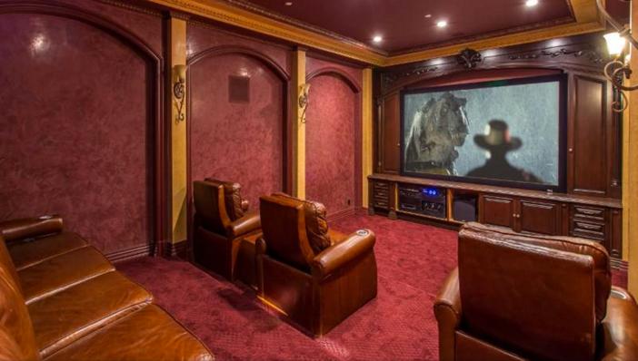 $13 Million Mediterranean Mansion in Beverly Hills California 13