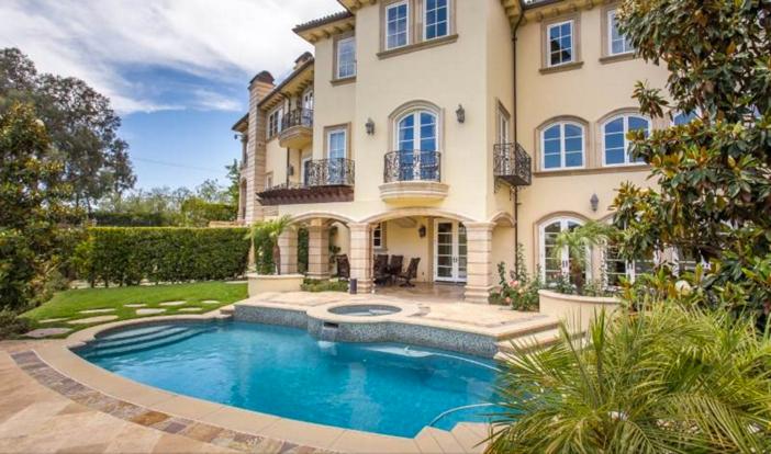 $13 Million Mediterranean Mansion in Beverly Hills California 16